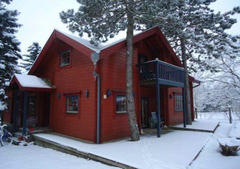 V/912 Piliscsaba-Klotildliget családi ház